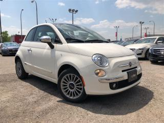 Used 2014 Fiat 500 Lounge for sale in Thornhill, ON