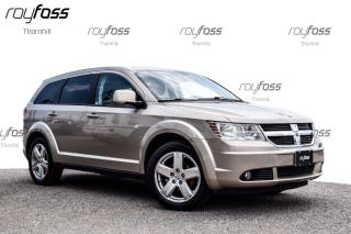 Used 2009 Dodge Journey SXT for sale in Thornhill, ON