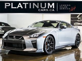 Used 2017 Nissan GT-R PREMIUM, 565HP AWD, NAVI, CAM, Heated Seats for sale in Toronto, ON