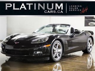 Used 2007 Chevrolet Corvette 400HP, 3LT PKG, NAVI, Heated Leather for sale in Toronto, ON
