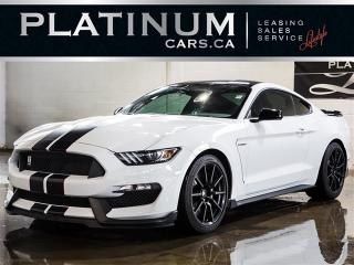 Used 2016 Ford Mustang SHELBY GT350, 526HP, CAMERA, RECAROS, BREMBOS for sale in North York, ON
