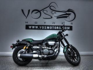 Used 2015 Yamaha Bolt C Spec - Free Delivery in GTA** for sale in Concord, ON
