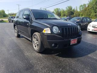 Used 2010 Jeep Compass FWD 154K SAFETIED NO RUST Sport for sale in Madoc, ON