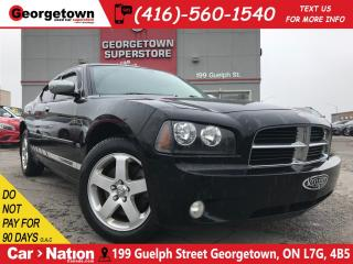 Used 2010 Dodge Charger SXT | ALL WHEEL DRIVE | ALLOYS | FOGS | 3.5L for sale in Georgetown, ON
