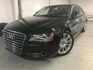 Used 2014 Audi A8 3.0T for sale in Burlington, ON