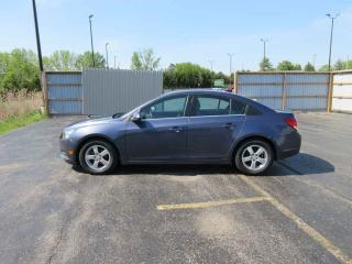 Used 2014 Chevrolet Cruze 2LT FWD for sale in Cayuga, ON