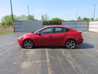 Used 2015 Dodge DART GT FWD for sale in Cayuga, ON