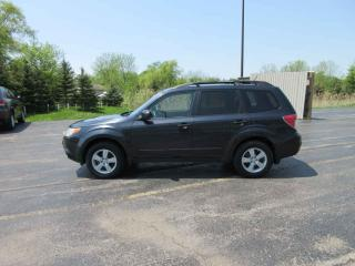 Used 2010 Subaru Forester X AWD for sale in Cayuga, ON