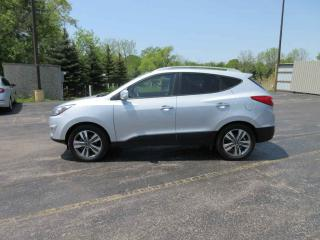 Used 2014 Hyundai TUCSON LIMITED AWD for sale in Cayuga, ON