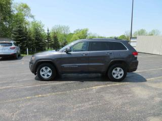 Used 2015 Jeep Grand Cherokee Laredo 4X4 for sale in Cayuga, ON