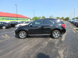 Used 2014 Chevrolet Equinox LT FWD for sale in Cayuga, ON