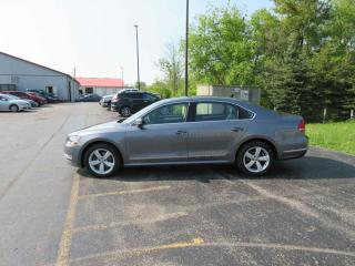 Used 2013 VW PASSAT COMFORTLINE TDI FWD for sale in Cayuga, ON