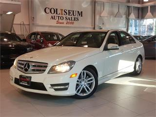 Used 2012 Mercedes-Benz C-Class C250 4MATIC for sale in York, ON
