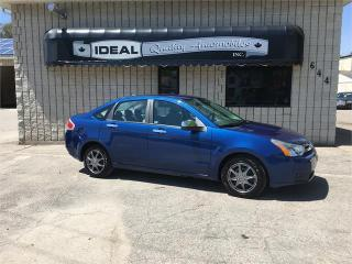 Used 2009 Ford Focus SE for sale in Mount Brydges, ON