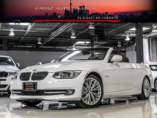 Used 2013 BMW 335i CONVERTIBLE|NAVI|PARKING SENSORS for sale in North York, ON