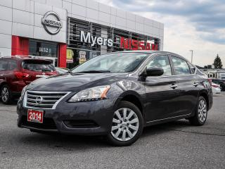 Used 2014 Nissan Sentra SV for sale in Orleans, ON