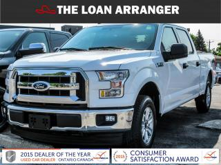 Used 2017 Ford F-150 for sale in Barrie, ON