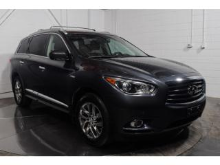 Used 2014 Infiniti QX60 Hybride Awd Cuir for sale in St-constant, QC