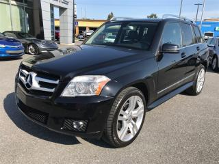 Used 2010 Mercedes-Benz GLK350 AWD for sale in Saint-hyacinthe, QC