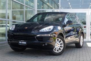 Used 2013 Porsche Cayenne Tip Low Kms! Navi! for sale in Vancouver, BC