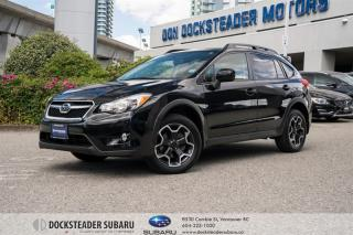 Used 2014 Subaru XV Crosstrek Sport Pkg CVT SUNROOF - HEATED SEATS - BLUETOOTH for sale in Vancouver, BC