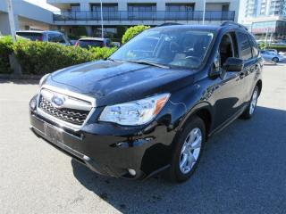 Used 2015 Subaru Forester 2.5i Convenience w/ PZEV at HEATED SEATS - BLUETOOTH for sale in Vancouver, BC