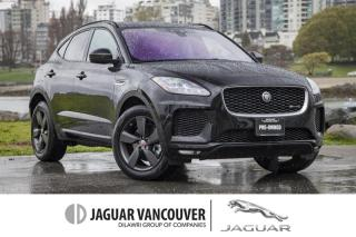 Used 2018 Jaguar E-Type P300 AWD R-Dynamic SE *Certified Pre-Owned 6yr/160,000km Warranty! for sale in Vancouver, BC