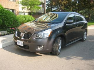 Used 2009 Pontiac Vibe SUNROOF for sale in Richmond Hill, ON