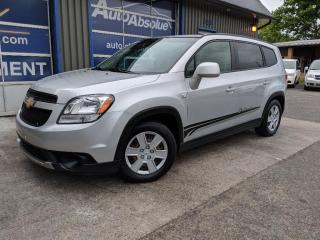 Used 2012 Chevrolet Orlando for sale in Boisbriand, QC