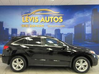 Used 2015 Acura RDX TECH GPS NAVIGATION TOIT OUVRANT 108700 for sale in Lévis, QC