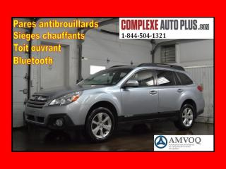 Used 2014 Subaru Outback 2.5i Touring for sale in Saint-jerome, QC