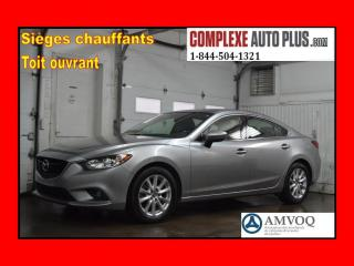 Used 2014 Mazda MAZDA6 Gs T.ouvrant,mags,b for sale in Saint-jerome, QC