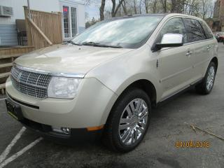 Used 2010 Lincoln MKX LOADED WITH OPTIONS for sale in Scarborough, ON
