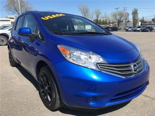 Used 2014 Nissan Versa Note 1.6 SV for sale in Levis, QC