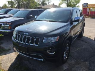 Used 2014 Jeep Grand Cherokee Limited for sale in Alliston, ON