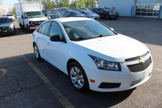 Used 2014 Chevrolet Cruze 4dr Sdn for sale in Quebec, QC