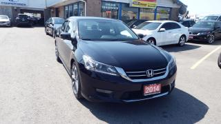 Used 2014 Honda Accord Sport/BACKUP CAMERA/IMMACULATE$15999 for sale in Brampton, ON