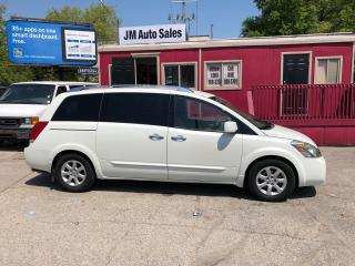 Used 2008 Nissan Quest S for sale in Toronto, ON