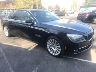 Used 2012 BMW 750Li 750Li xDrive for sale in Scarborough, ON