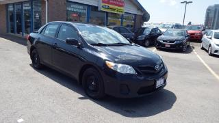 Used 2013 Toyota Corolla CE/VERY CLEAN/IMMACULTE$9999 for sale in Brampton, ON
