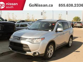 Used 2015 Mitsubishi Outlander MP for sale in Edmonton, AB