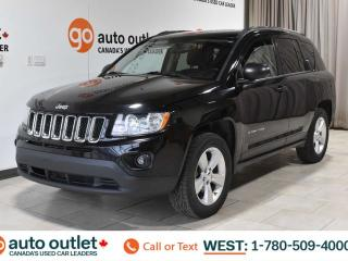 Used 2012 Jeep Compass Sport, 2.4L I4, 4wd, Cloth seats, Heated seats for sale in Edmonton, AB