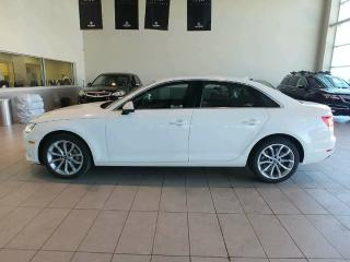 Used 2017 Audi A4 Progressiv for sale in Red Deer, AB