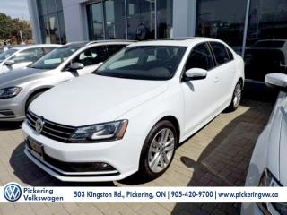 Used 2017 Volkswagen Jetta HIGHLINE for sale in Pickering, ON