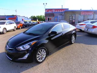 Used 2015 Hyundai Elantra Sport Appearance Sunroof for sale in Brampton, ON