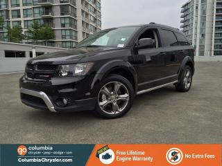 Used 2017 Dodge Journey Crossroad AWD for sale in Richmond, BC