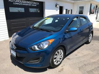 Used 2015 Hyundai Elantra GT GL for sale in Kingston, ON