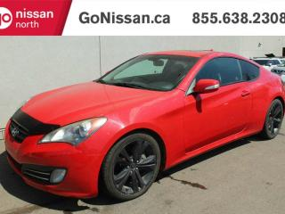 Used 2012 Hyundai Genesis Coupe 2 DR, RWD, Coupe for sale in Edmonton, AB
