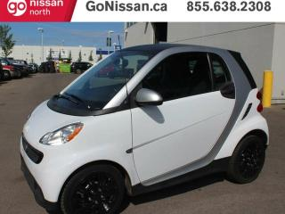 Used 2014 Smart fortwo Passion 2dr RWD Coupe for sale in Edmonton, AB