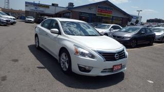 Used 2014 Nissan Altima 2.5 SL/NO ACCIDENT/ONE OWNER/IMMACULATE$15900 for sale in Brampton, ON